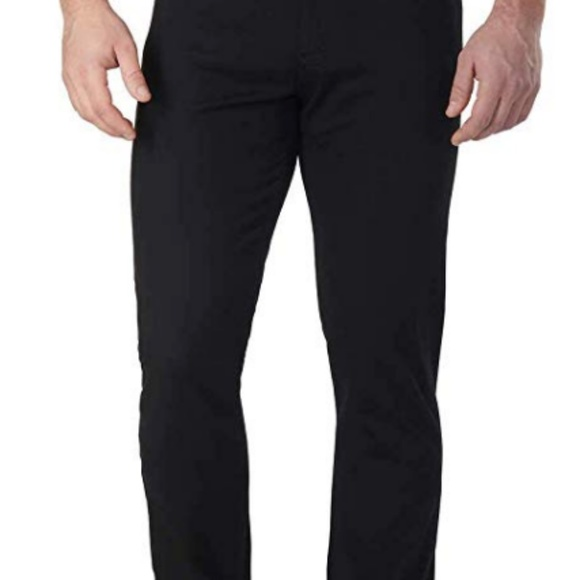 Calvin Klein Other - CALVIN KLEIN MEN'S SLIM STRAIGHT LEG STRETCH BLACK